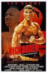 They just do not make movie posters like this anymore. Classic Van Damme.