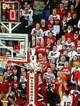 Badgers win on a shot after the shot-clock expires. Gophers didn't deserve it anyways.
