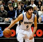 Rubio looked like the Spanish Savior --- then the curse took effect. Now he is still trying to find his form following serious knee surgery.