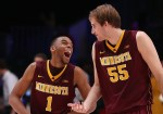 E Squared's relationship with Dre could prove a promising one for Gophers' fans. Particularly if E Squared improves on the defensive end.