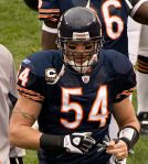 Getting an inside linebacker would hopefully prevent the Vikings from doing something silly like signing Urlacher.