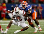 Floyd terrorized the SEC for three years, he will look to do the same in his new home in the NFC Norse Division.