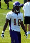 Sidney showed flashes of talent in a Vikings uniform. That or Lord Favre is just really good at football.